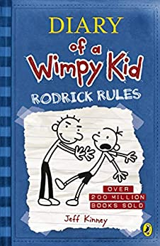 Diary of a Wimpy Kid: Rodrick Rules (Book 2) by [Kinney, Jeff]