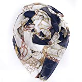 Niche Royal Mail Georgette Multi/White S...