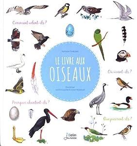 """Afficher """"Le livre aux oiseaux"""""""