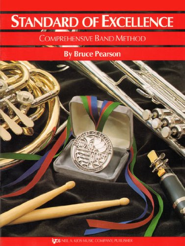 Standard Of Excellence: Comprehensive Band Method Book 1 -For Drums And Mallet Percussion-: Noten für Percussion