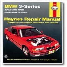 Bmw 3-Series 1992 Thru 1997