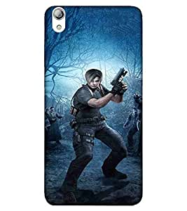 For Lenovo S850 Cartoon, Black, Cartoon and Animation, Printed Designer Back Case Cover By CHAPLOOS