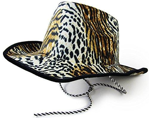 Seiler24 Cowboy Hut Animal Print - Mix