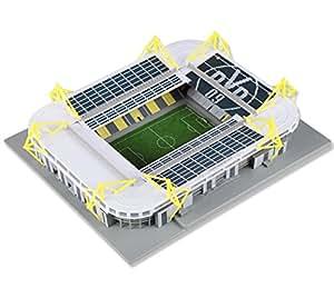 meine arena stadionmodell 39 39 signal iduna park 39 39 borussia dortmund k che haushalt. Black Bedroom Furniture Sets. Home Design Ideas