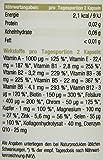 2gleer Haut Vitamine - Pantothensäure + Biotin + Vitamin B Komplex + Zink + Vitamin A + Kollagen, 100 Kapseln, 1er Pack (1 x 57,2 g)