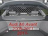 Trennnetz Trenngitter Hundenetz Hundegitter für AUDI A6 Avant (Kombi) - BJ 2005-2011 und ab BJ 2011