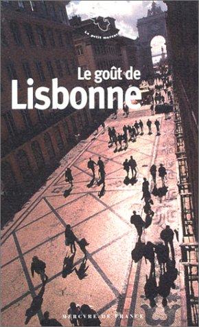 Le goût de Lisbonne