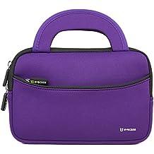 "Evecase 885157948531 7"" Tablet sleeve Púrpura funda para tablet - fundas para tablets (17,8 cm (7""), Tablet sleeve, Púrpura, Neopreno, Dragon Touch, Resistente a rayones)"
