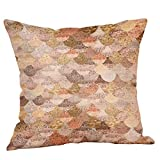 Yvelands Geometrische gedruckte Baumwolle Leinen Dekokissen Cases Sofa Kissenbezug Home Decor