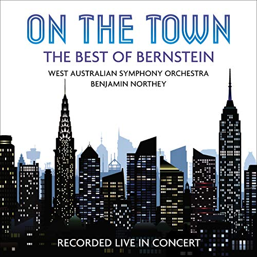 Bernstein: On the Town: Three Dance Episodes - 1. The Great Lover Displays Himself (Allegro pesante) (Live) Allegro-display
