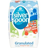 Silver Spoon Granulated Sugar, 2kg
