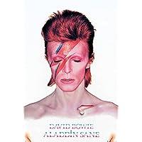 GB eye Ltd, de David Bowie Aladdin Sane, Póster, (61x 91,5cm), varios