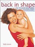 Hamlyn Back in Shape: The 10-week Post Baby Recovery Plan
