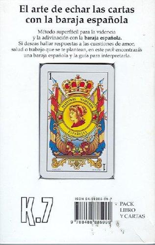 El arte de echar las cartas con la baraja española superfácil: Viden