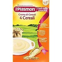Plasmón de cereales 230g Crema4crl