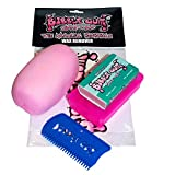 BUBBLE GUM Magic Kit Dry Wax Remover Surfboard Wachs Entferner