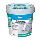 Knauf Haft-Emulsion für Innen- und Außen-Bereich, 1 kg - Universal-Grundierung, Putz-Haftgrund zum Grundieren von stark saugenden Untergründen vor Putz- und Spachtel-Arbeiten