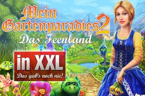 Mein Gartenparadies 2 Das Feenland XXL