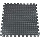 SPA 61X61Cm Eva Foam Floor Interlocking Tile Mat Show Floor Gym Exercise Playroom Yo