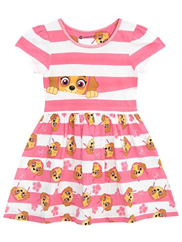 Paw Patrol Mädchen Skye Kleid 122 (Bis Kleider)