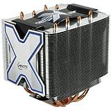 ARCTIC Freezer XTREME Rev. 2 - Prozessork�hler f�r Power-User - kompatibel mit Intel- bis zu 160 Watt K�hlleistung durch 120 mm PWM-L�fter