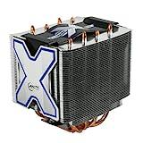 ARCTIC Freezer XTREME Rev. 2 - Refrigerador del procesador para usuarios intensivos, compatible con Intel zócalo: 1366 / 1150 (Haswell) / 1155 / 1156 / 775 y AMD zócalo: FM2+ / FM2 / FM1 / AM3 / AM3+ / AM2 / AMD 2+ / 939 / 754 - hasta 160 vatios de potencia gracias a su ventilador PMW de 120 mm