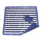 Goney Picknick-Matte Kann Maschine Gewaschen Werden Oxford Tuch Feuchtigkeitsdichten Dicken Outdoor Strand Zelt Matte