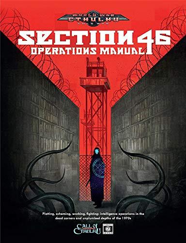 World War Cthulhu Cold War Section 46