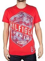 Hilfiger Denim Men's Felix Crew Neck T-Shirt