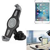 K-S-Trade Scheiben Halterung für Apple iPad Mini 4 LTE KFZ Tablet Saugnapf Auto Halterung Windschutzscheibe Holder Halter Scheibenhalterung Autohalterung