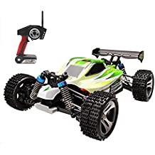 WLtoys Coche todoterreno RC Coche Offroad Buggy , EarthSave WLtoys A959B 2.4GHz 4WD RC coches radiocontrol coches rc crawle 70KM / H Velocidad rápida