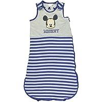 Mickey Mouse Jersey Bolsa de Dormir para niño Bolsa Saco de Dormir Infantil bebé Azul/