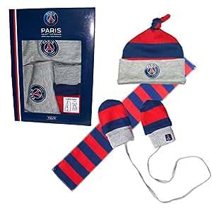 Coffret naissance bébé garçon PSG - Collection officielle PARIS SAINT GERMAIN...