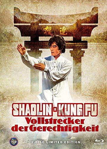 Shaolin-Kung Fu - Vollstrecker der Gerechtigkeit - Mediabook [Blu-ray] [Limited Edition]