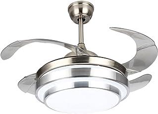 Moderne 42 In Deckenventilator Licht Mit LED Licht Kit Mit Fernbedienung  Für Esszimmer Fan