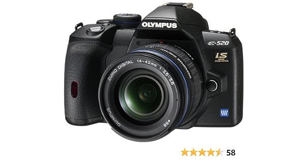 Olympus E 520 Slr Digital Camera Camera Photo