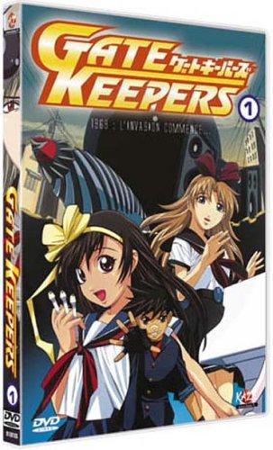 Gate Keepers - Volume 1 - 4 épisodes VOSTF