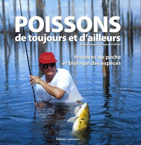 Poissons de toujours et d'ailleurs par Arnaud Filleul