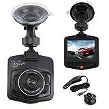 Phonepart Full HD Dashcam Unfallkamera Auto Kamera 120° Bildwinkel Integriertes Microfon für vorne oder hinten