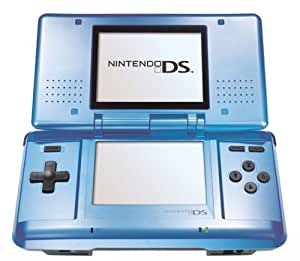 Blue handheld console nintendo ds pc video games - List of nintendo ds consoles ...