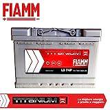 BATTERIA AUTO FIAMM L374P 74Ah 680A 12V