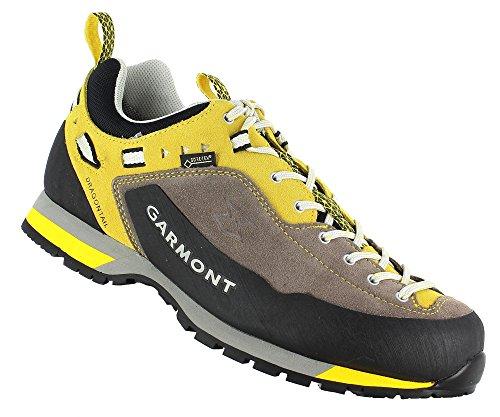 GARMONT DRAGONTAIL LT GTX Scarpe trekking antracite / giallo impermeabili goretex
