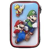 "Offizielles Nintendo New 3DS XL / 3DS XL - Zubehör-Set ""Official Essential Mario Pack"" , Motiv: Luigi"