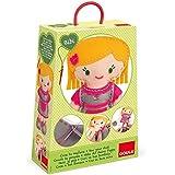 Goula - Cose tu muñeca Bibi (Diset 52021)