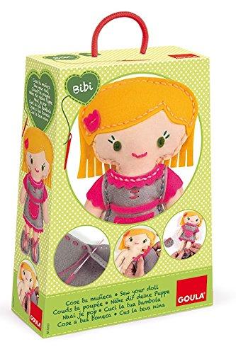 Goula 52021 - Bibis Bambola Da Cucire