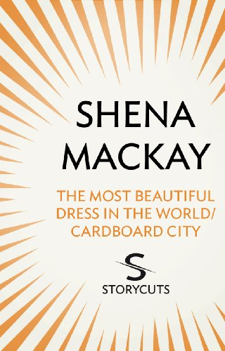 The most beautiful dress in the world / cardboard city (storycuts) (english edition)