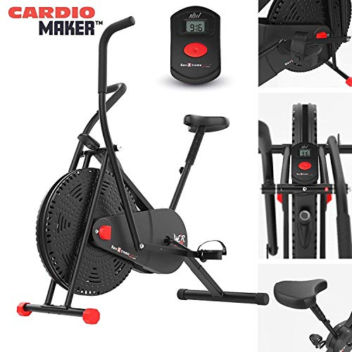 We R Sports Air Assault Fitness Cardio Exercise Bike CardioMaker Fitness Machine