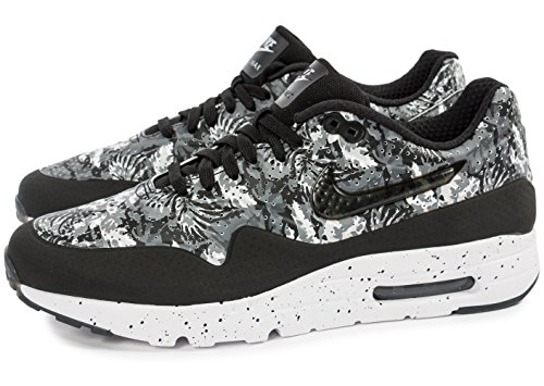 Nike Air Max 1 Ultra Moire, Low-Top Sneaker homme Grau