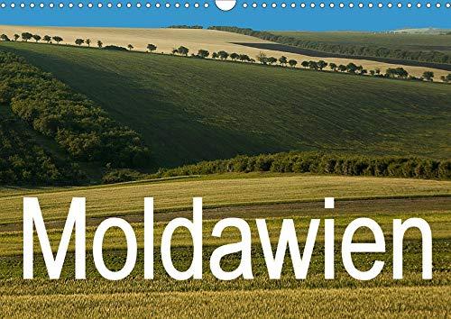 Moldawien (Wandkalender 2020 DIN A3 quer)