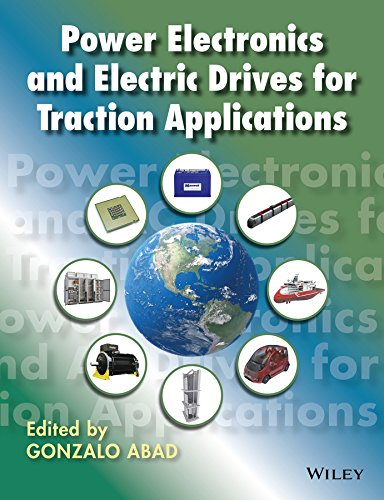 Power Electronics and Electric Drives for Traction Applicati por Gonzalo Abad
